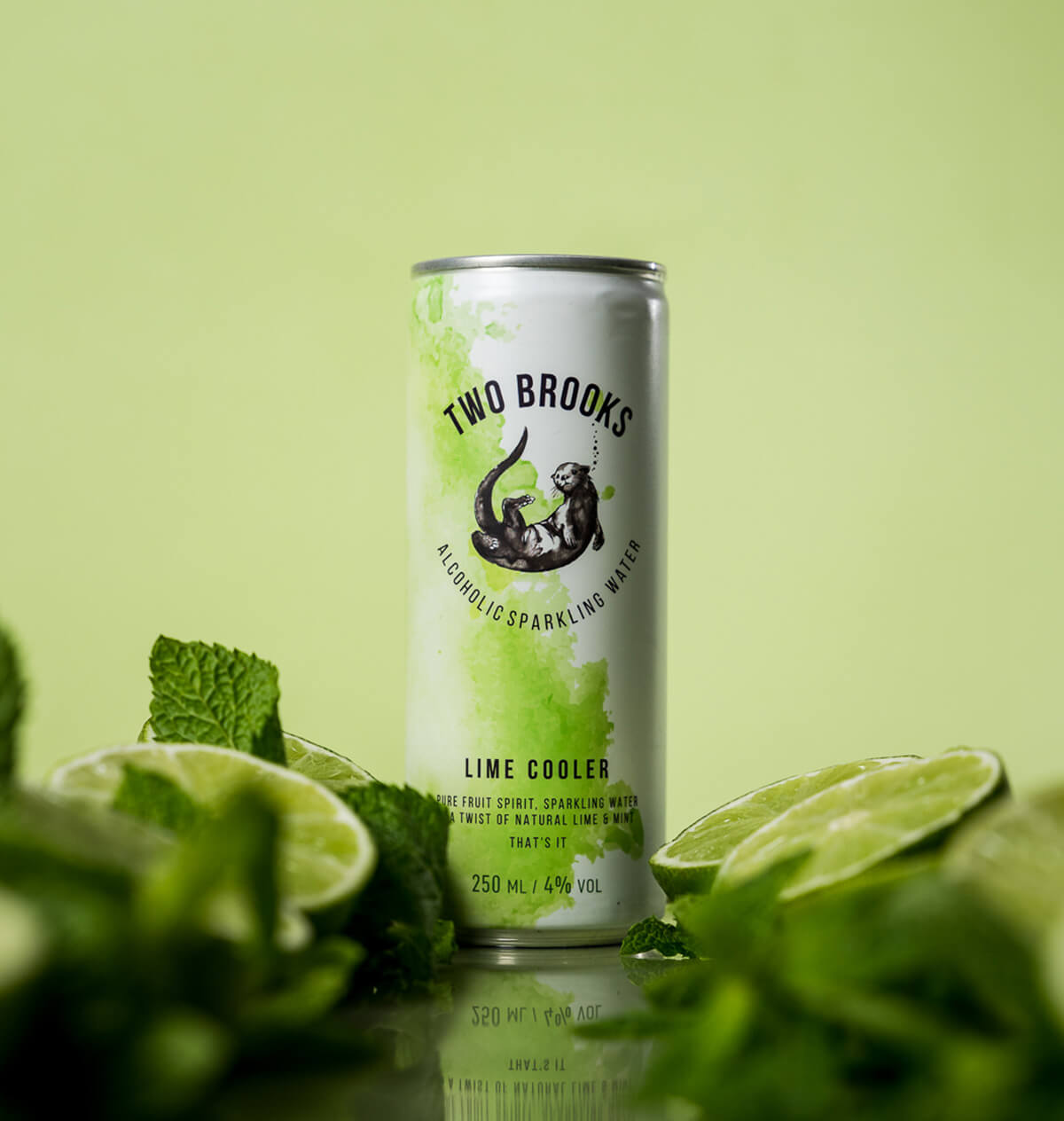 Limecooler Two Brooks
